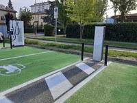 Veicoli elettrici: tutte installate e funzionanti le 12 colonnine per la ricarica negli ospedali della provincia di Modena