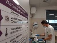 Volontari nei Punti vaccinali, è ancora possibile candidarsi per collaborare