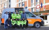 Bobbio, in servizio una nuova ambulanza 118