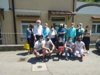 Borgotaro, donato un defibrillatore semiautomatico al Centro Medico