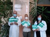 Covid, dai bardigiani di New York 1.500 mascherine per gli ospedali di Borgotaro e Parma