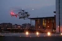 Elisoccorso notturno, aumenta il numero delle piazzole per atterraggio e decollo