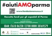 Emergenza coronavirus: come donare agli ospedali di Parma e provincia
