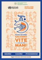 Igiene delle mani: il 5 maggio si celebra la Giornata mondiale