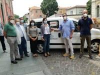 Montagnaterapia: una Fiat Qubo in dono dalla comunità Mondo Piccolo