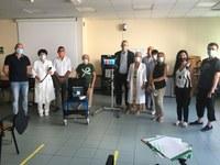 Ospedale di Vaio: nuova donazione di Aisla Parma per la Neurologia