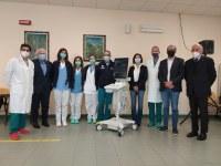 Ospedale di Vaio: nuove attrezzature per l'U.O. di Urologia, grazie al contributo di Fondazione Cariparma