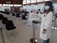 Vaccinazioni anti-covid19: l'8 marzo si parte con le somministrazioni alle Forze dell'ordine e al personale dell'Università di Parma