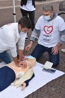 Riparte la Campagna 2021-2022 del team VIVA di FORLÌ per la rianimazione cardiopolmonare