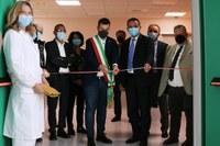 Inaugurata la radiologia a Montecatone
