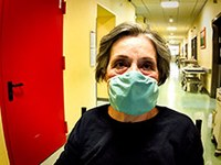 Lydia, la paziente uno di Montecatone si racconta: «Nel giorno dei miei 70 anni una diagnosi di positività»