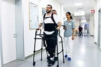 Un Esoscheletro antropomorfo amplierà i confini della riabilitazione