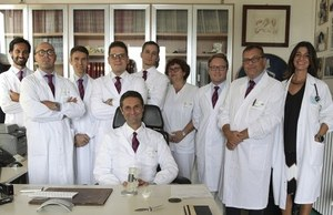 All'Istituto Ortopedico Rizzoli di Bologna il primo trapianto al mondo di vertebre umane