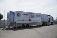Vacanze in sicurezza: sulle spiagge dell'Emilia-Romagna arriva la clinica mobile e unità mobile per i test sierologici ai turisti