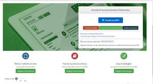 Fascicolo Sanitario Elettronico, nuovi servizi on line