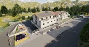 Una nuova Casa della salute a Vado, frazione di Monzuno (Bo): oggi via al cantiere con la posa della prima pietra