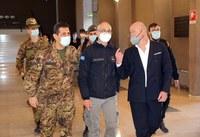 Ieri 30mila somministrazioni, Emilia-Romagna pronta a salire ancora e ad andare a pieno regime. Da lunedì 12 aprile al via le prenotazioni per 70-74enni