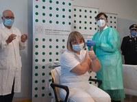 Coronavirus, per la Giunta regionale un week end in visita ai centri dove si vaccina contro il Covid