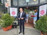 A Faenza l'Hub vaccinale al Centro fieristico raddoppia: apre un secondo padiglione dove vaccineranno i medici di medicina generale