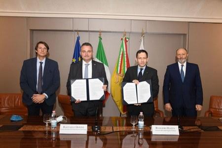 Istituto Ortopedico Rizzoli Sicilia: rinnovata per dieci anni la convenzione tra Regione Emilia-Romagna e Regione Siciliana