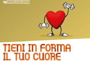 L'Emilia-Romagna tiene in forma il suo cuore