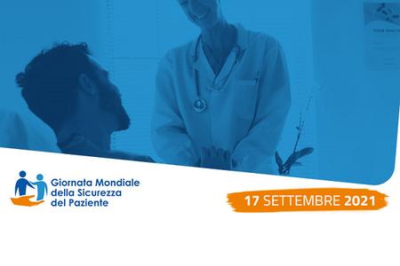 """Venerdì 17 settembre è la """"Giornata nazionale per la sicurezza delle cure e della persona assistita"""""""