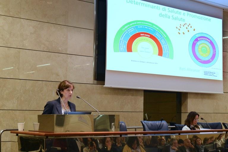 Presentazione del Progetto Regionale - Adriana Giannini