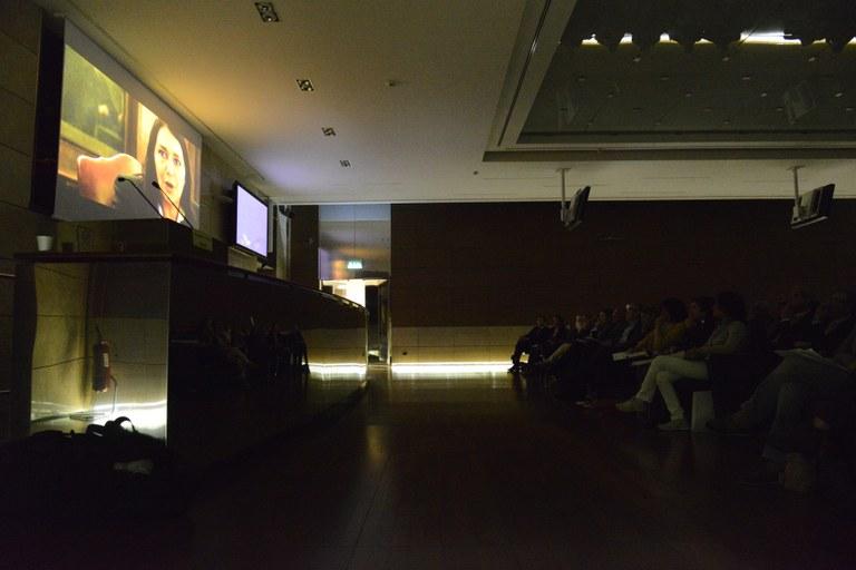Proiezione del documentario sui sei progetti di comunità (regia di Alessandro Scillitani)