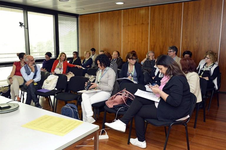 Workshop Comunicare con la Comunità: Giuseppe Fattori & Eleonora Tosco