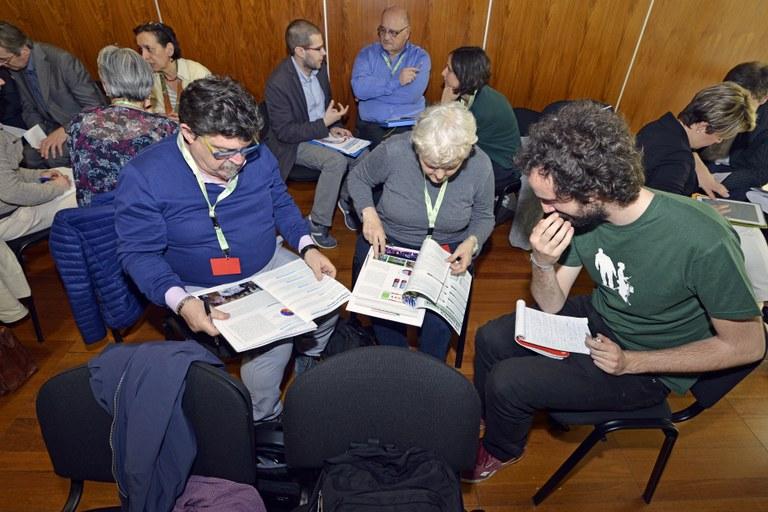 Workshop Equità_Maria Augusta Nicoli & Luigi Palestini