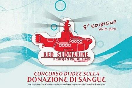 """""""Red submarine. Il talento ce l'hai nel sangue. Fallo emergere"""""""