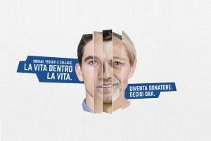 """Trapianti, al via lunedì 9 novembre in Emilia-Romagna la campagna di comunicazione del servizio sanitario """"Una scelta consapevole-La vita dentro la vita"""""""
